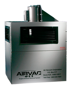 AIRVAC 911 Air Filtration System product image
