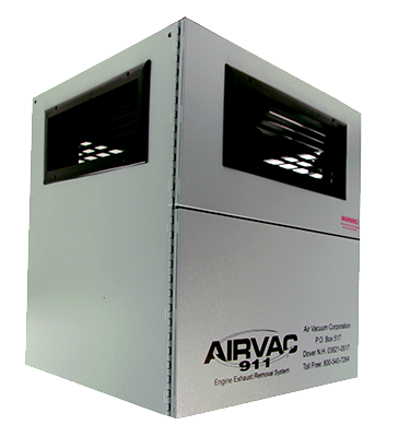 AIRVAC 911 Exhaust Removal System Unit